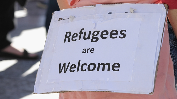 A Welcome First Response to Refugees from Syria
