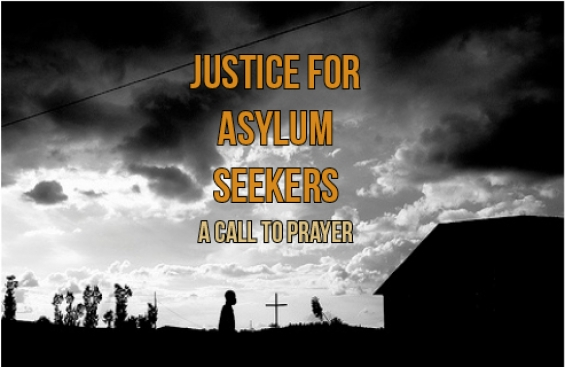 Justice for Asylum Seekers: Prayer Resources