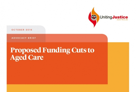 Advocacy Brief: Aged care funding cuts