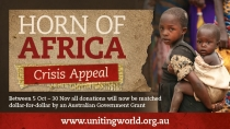 Dollar-For-Dollar Appeal for Africa